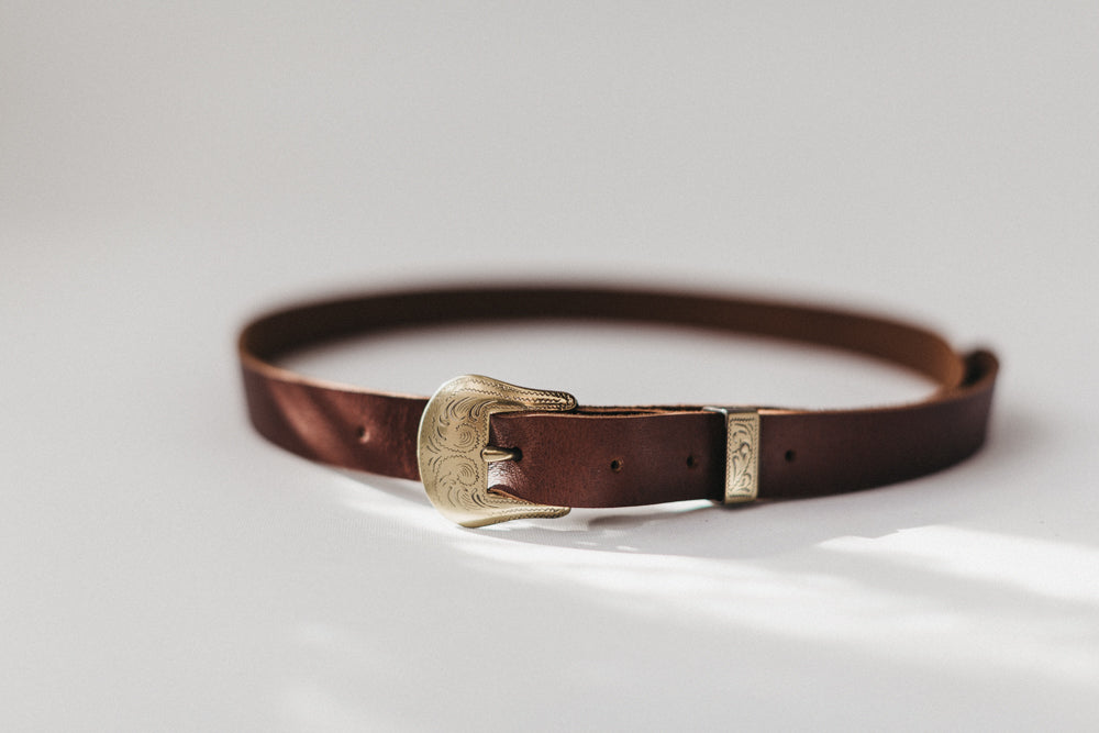 Three Piece Belt