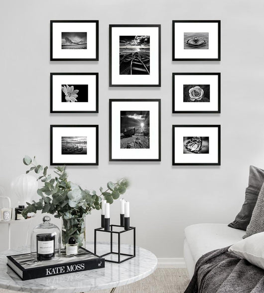 Framed Gallery Walls