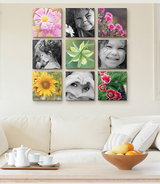 CANVAS PRINTS-SQUARE