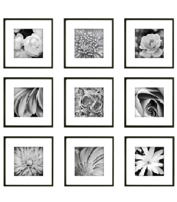 FRAMED PRINTS-SQUARE