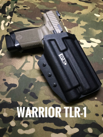 Canik Warrior TLR-1
