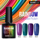 Fashion Neon Nail Gel Polish Soak Off UV Colorful Nail Colors Art For gel nail polish Long-lasting Gel
