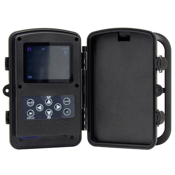 720P HD 12MP Hunting Scouting Trail Camera Wide Angle Waterproof Motion Detection - Creation 9