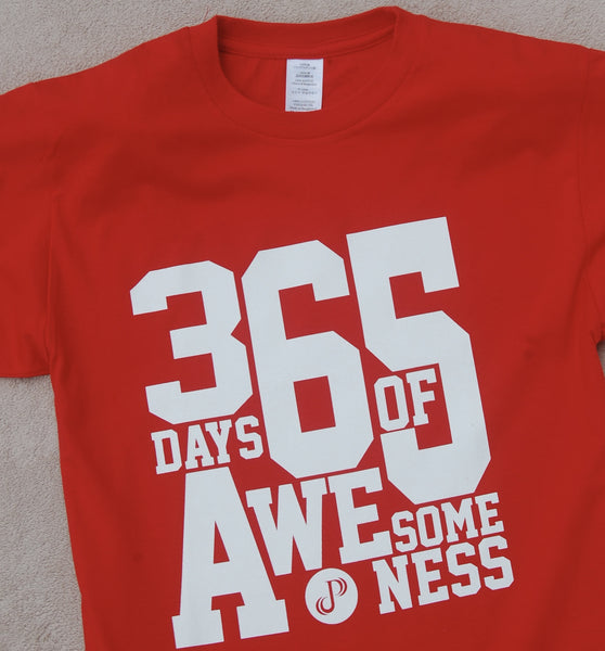 365 Days Of Awesomeness