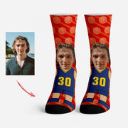 Custom Socks with Your Picture