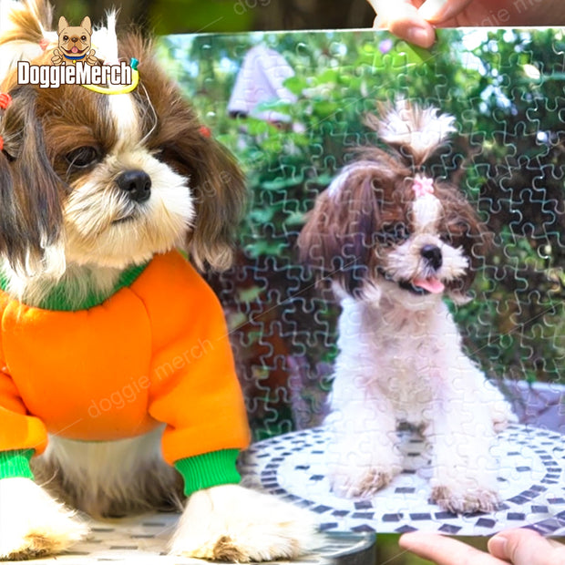 Custom Puzzle of Your Pet