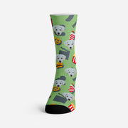 Custom Socks for Pet Lovers Funny Socks Coke