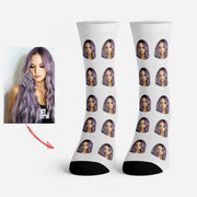 Custom Photo Socks / Put Your Face on Socks / Make Your Own Socks