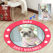 CUSTOM FASHION PET MAT