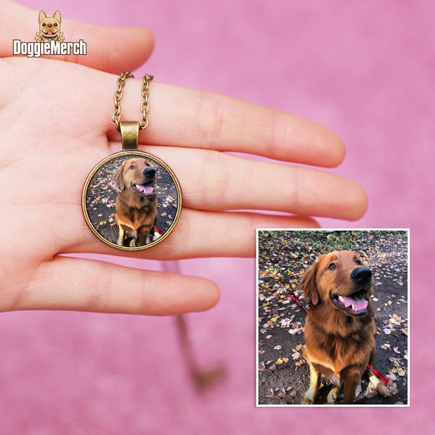 Personalized Pet Lover Necklace