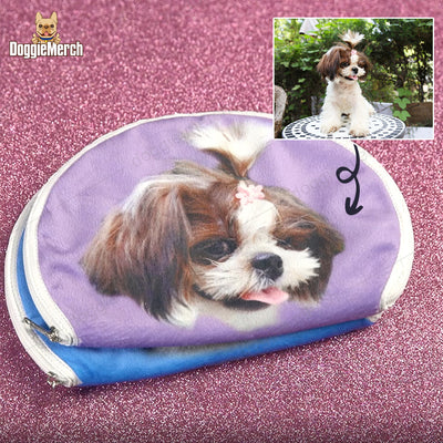 Personalized Makeup Bags of Your Pet