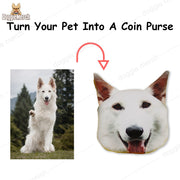 Custom Change Purse of Your Pet