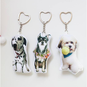 Custom Mini Me Pet Key Chain