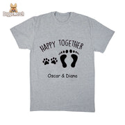Happy Together-Dog Mom Shirt-Dog Mom Shirt