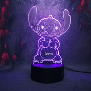 Custom Night Lights for Kids 7-Color LED Lamp Christmas Gifts
