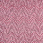 ZigZag Candy Pink and Pearl Grey Cushion