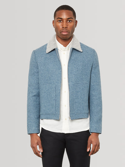 Westminster Blue Jacket