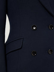 Navy Dress Jacket