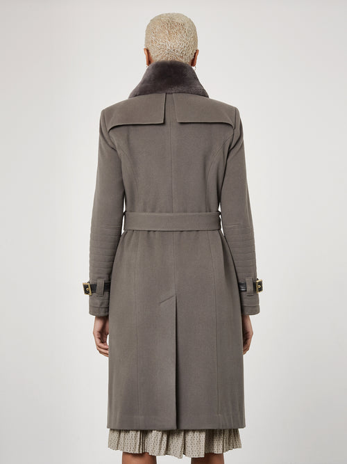 Female Proposal Coat