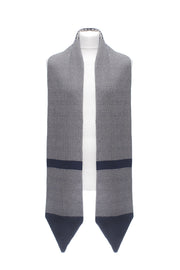 The Navy Classic Scarf