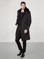 Signature Grey Coat