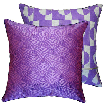 Purple Haze Cushion