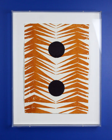 Framed Paper Print - Tracks