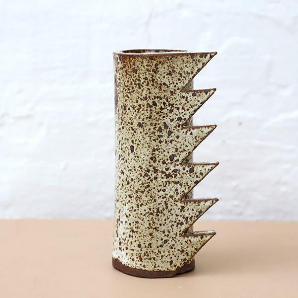 Zig Zag Wrap Vase Slim Medium