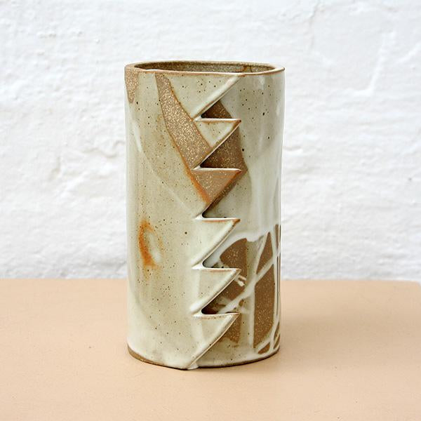 Zig Zag Wrap Vase Medium