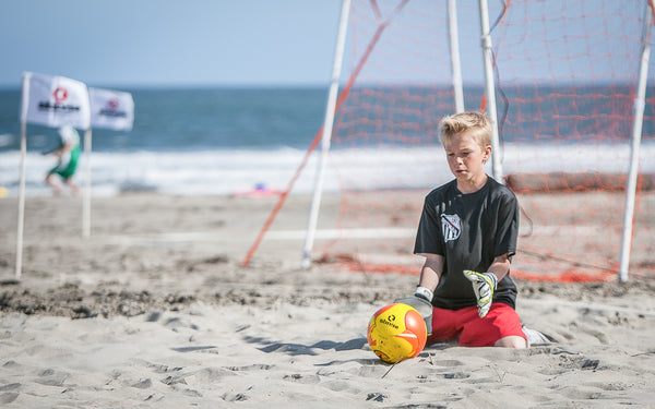 Why YOU Should Play Beach Soccer
