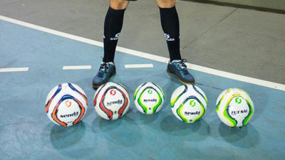 Learn Futsal: How to Improve Shooting With Both Feet!