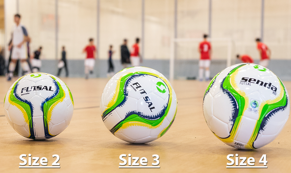 Choosing the Right Ball Sizes for Futsal Training: Matheus Palhinha