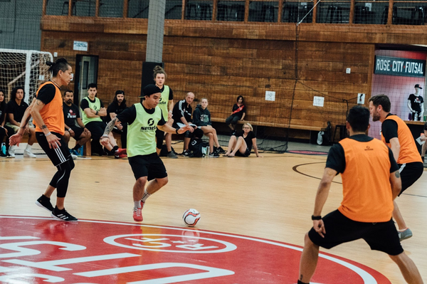 Senda Spotlight: Rose City Futsal