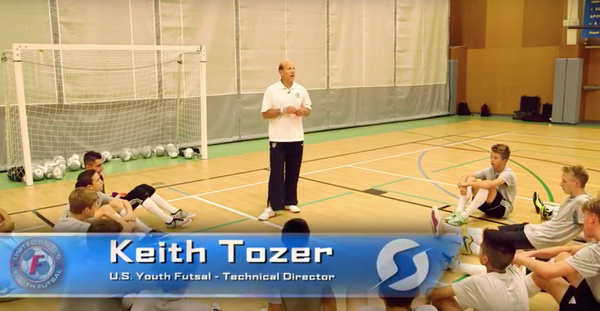 Futsal Training Series to Elevate your Game: Futsal Moves