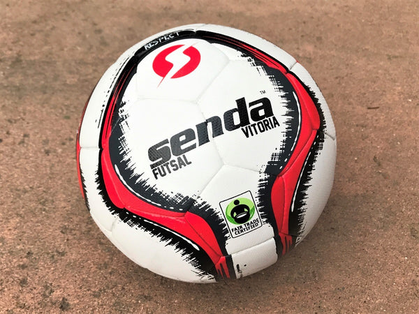SOCCER CLEATS 101'S REVIEW OF THE NEW VITORIA FUTSAL BALL