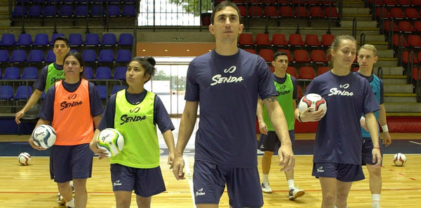 Meet the First Pro Players Wearing USHUAIA PRO Futsal Shoes