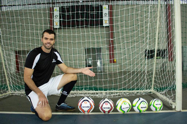 Learn an Amazing Futsal Step Over with Coach Matheus Palhinha