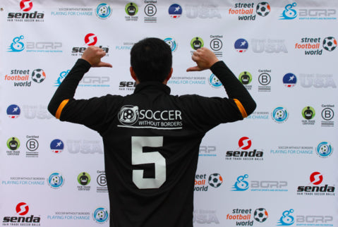 player streetsoccer