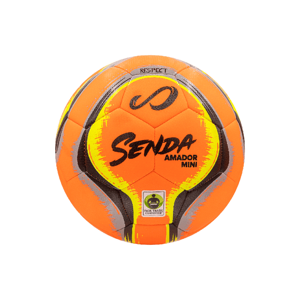 Amador Orange Mini Soccer Ball