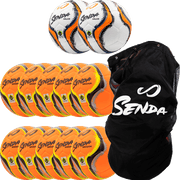 Amador and Valor 10 + 2 Soccer Ball Pack