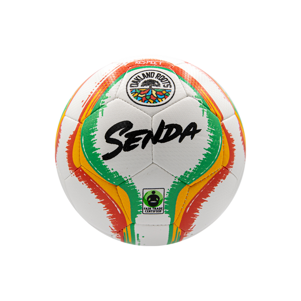 Senda X Roots SC Mini Soccer Ball