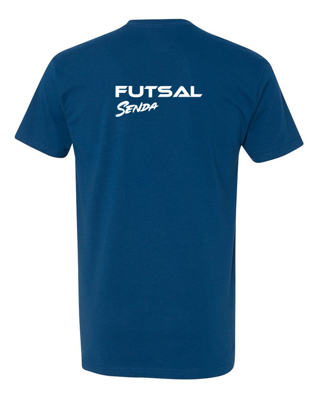 Senda Cool Blue Futsal T-Shirt