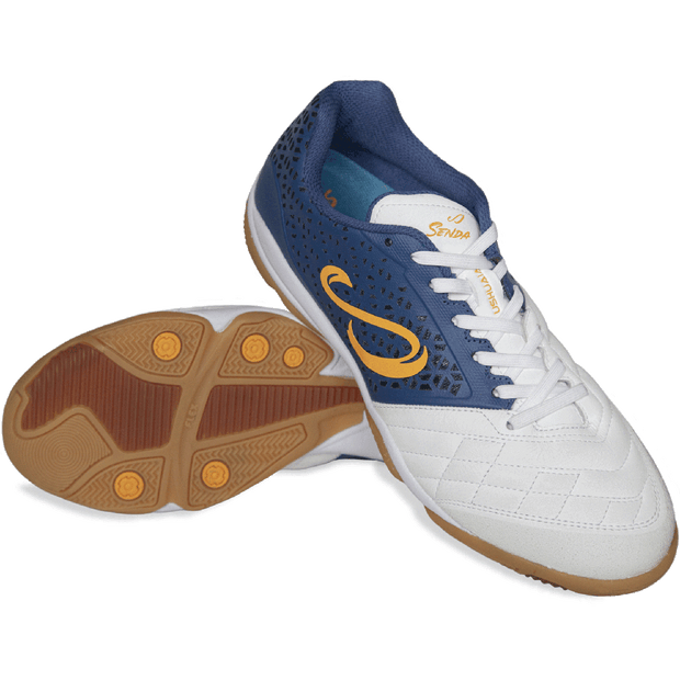 a pair of senda USHUAIA PRO futsal shoes