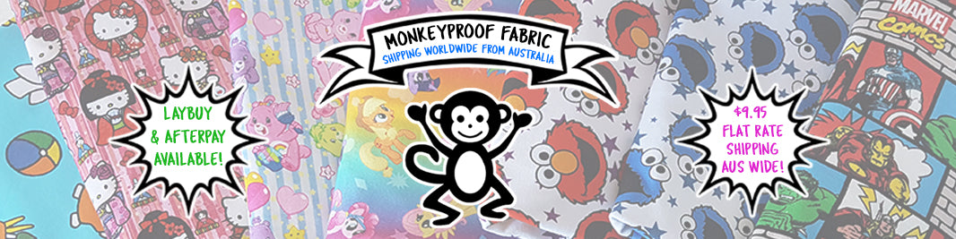 Monkeyproof Fabric