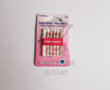 Klasse Machine Embroidery Needles Size 75/11