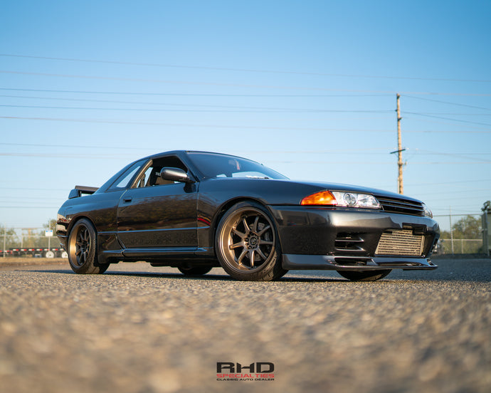 The Beginning of Greatness - Nissan Skyline R32 GTR