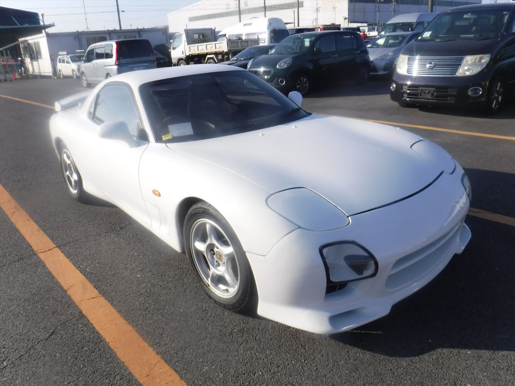 Mazda RX-7 FD (In Process) *RESERVED*