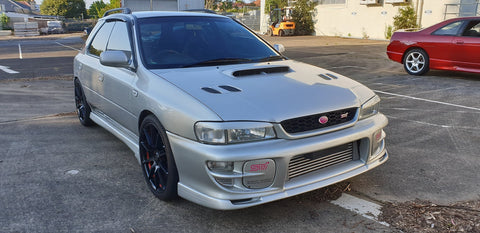 1993 GC8 WRX IMPREZA ( Arriving DEC 10th )