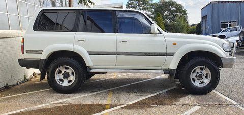Toyota Landcruiser GXL 400 (Arriving September) *Reserved*