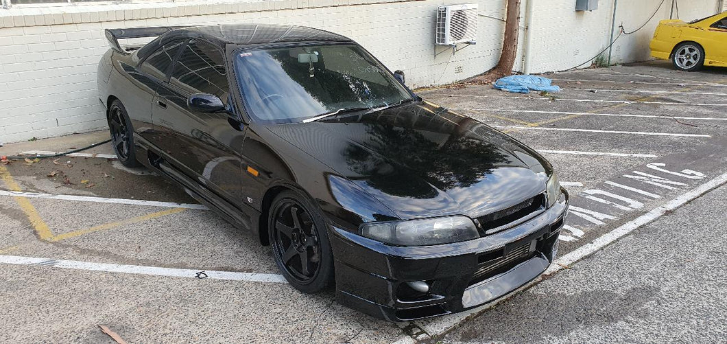 Nissan Skyline R33 GS25T (In Process)